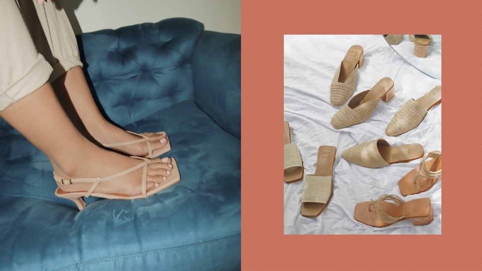 10 Flattering Nude Pairs of Sandals Guaranteed to Match Your OOTDs