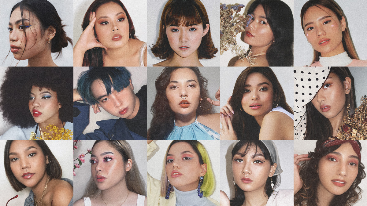Meet The 15 Faces Of The Preview Clique