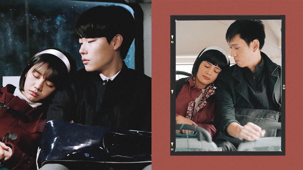 """This Couple Just Had the Most Adorable """"Reply 1988"""" Prenup Shoot"""