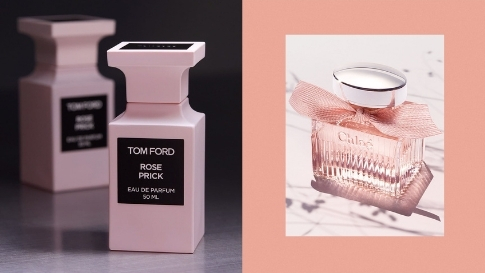 Elegant Rose Fragrances That Can Be Your New Signature Scent