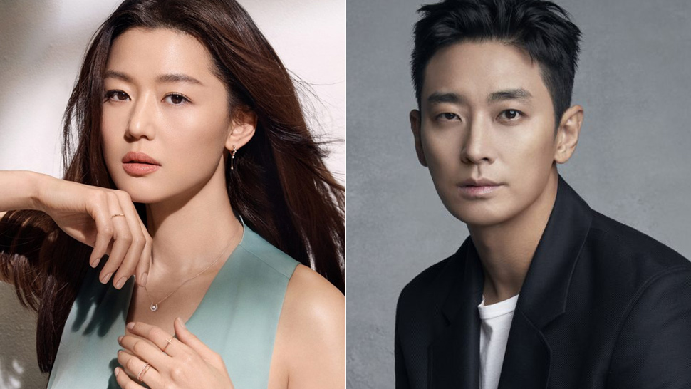 "Ju Ji Hoon Is Confirmed To Star Alongside Jun Ji Hyun In ""mount Jiri"""