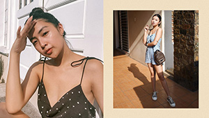 Rei Germar's Low-key Outfits Will Inspire You To Keep It Minimal