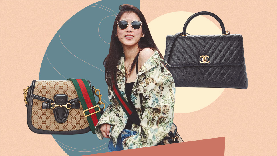 Alex Gonzaga's Designer Bag Collection Includes Iconic Chanel And Gucci Pieces