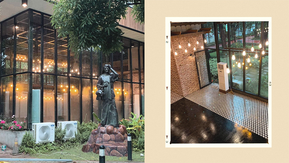"Manila City Hall's Coffee Shop ""kapetolyo"" To Open Soon"