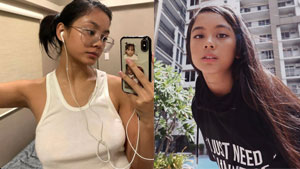 Ylona Garcia Had The Best Response To Bashers Of Her Braless Selfie