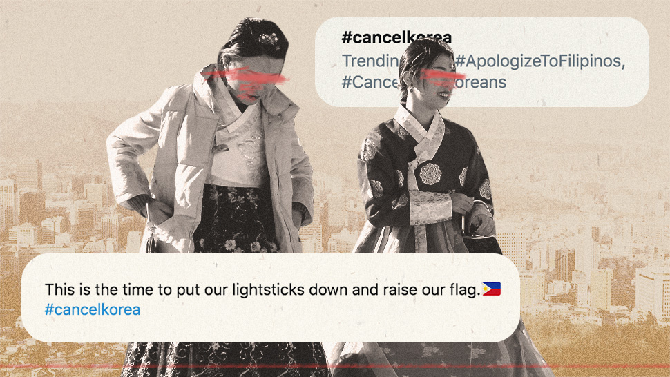 Here's Why #cancelkorea Is Trending On The Internet