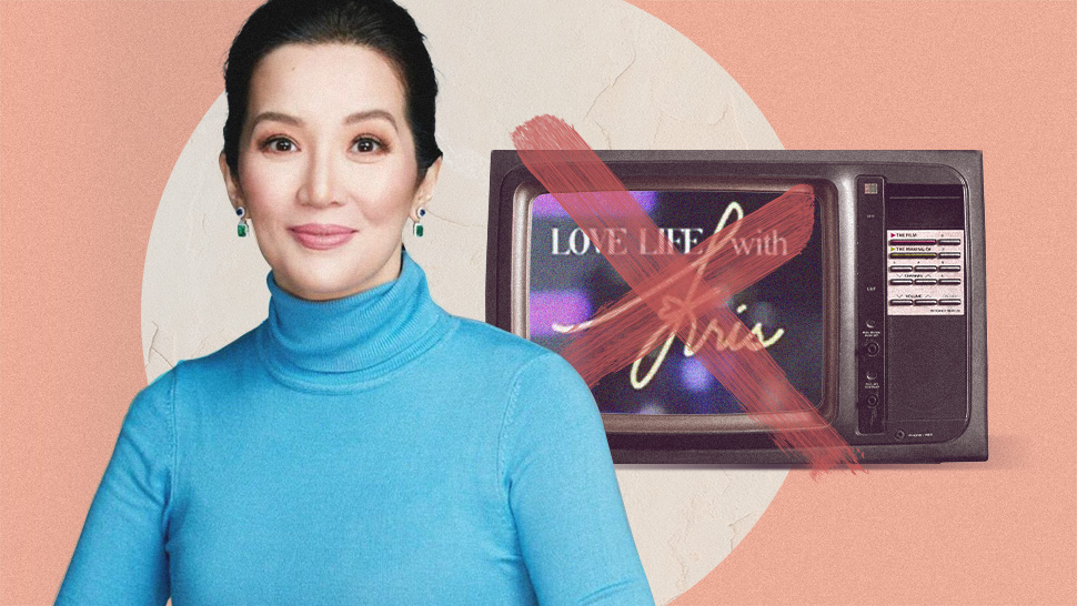 Kris Aquino's TV Comeback Isn't Happening Anymore and Here's What You Need to Know