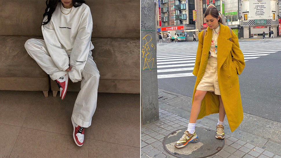 10 Fresh Ways to Wear Your Nike Sneakers