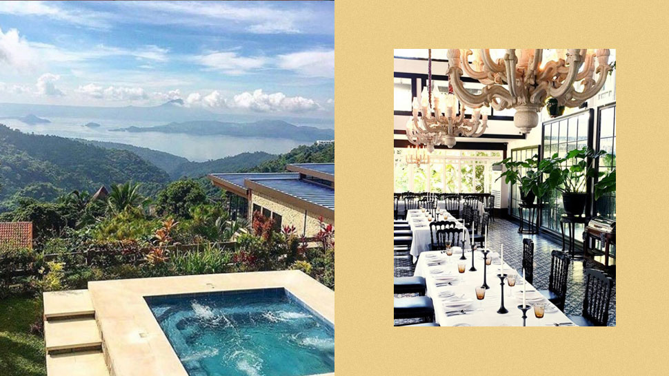 You Can Now Visit Tagaytay Without a Travel Pass, Here's How