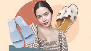 Bela Padilla's Designer Shoe Collection Includes Hermes And Gucci