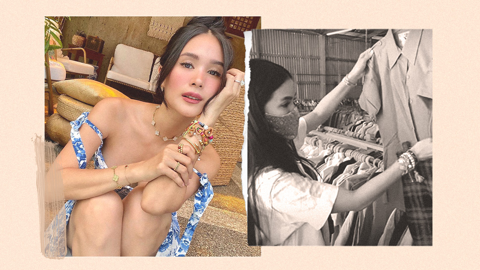 Heart Evangelista Shares Her Personal Ritual For Cleansing Her Ukay-ukay Finds