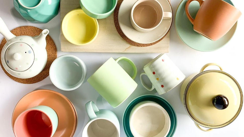 This Local Instagram Shop Sells Minimalist Tableware For As Low As P160