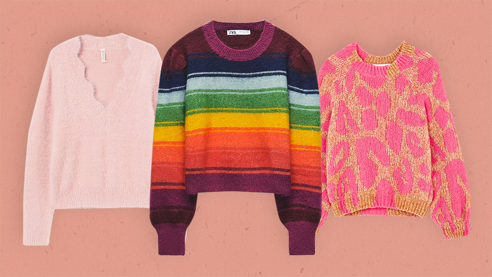 10 Cozy and Cute Sweaters You'll Want to Live In
