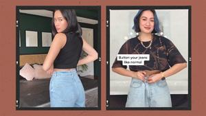 7 Diy Tiktok Hacks To Try When Wearing Jeans