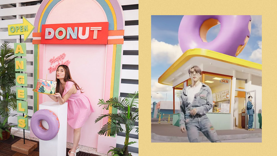 5 Cute Details We Loved About Angel Yeo's BTS-Inspired Birthday Party