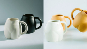 These Bold Mugs Double As Cheeky Home Decor