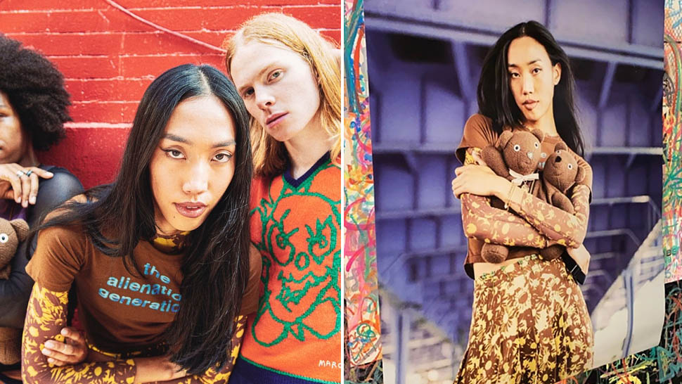 This Filipina Is The New Face Of Marc Jacobs' Latest Campaign