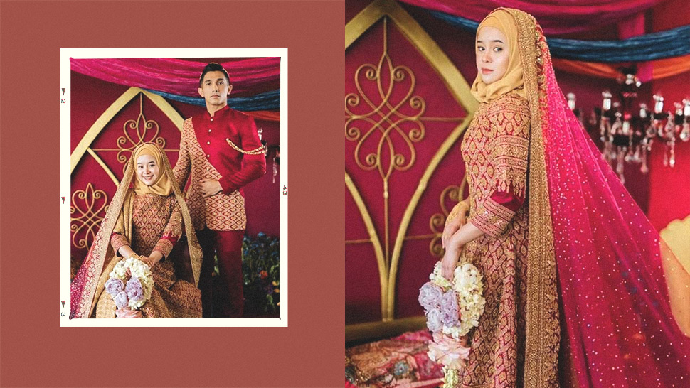 We Can't Take Our Eyes Off This Royal Filipino Muslim Engagement