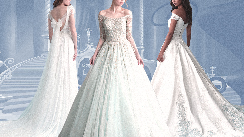 Disney Just Released Wedding Gowns Inspired By Their Iconic Princesses