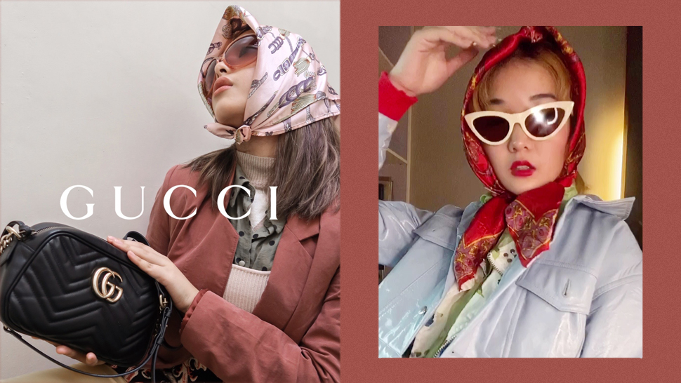 The #guccimodelchallenge Is The New Tiktok Trend We're Obsessed With And Here's Why