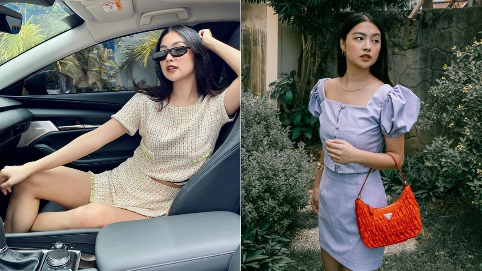 5 Times Rei Germar Convinced Us to Fall Back in Love With Co-Ords