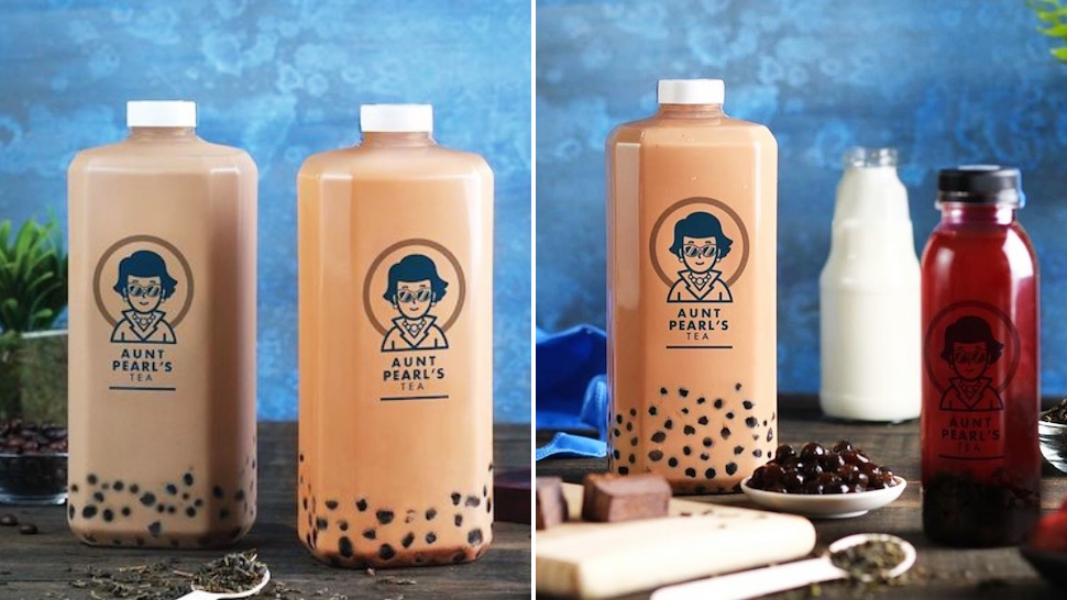 This Very #Aesthetic Bottled Milk Tea Comes in Three Flavors