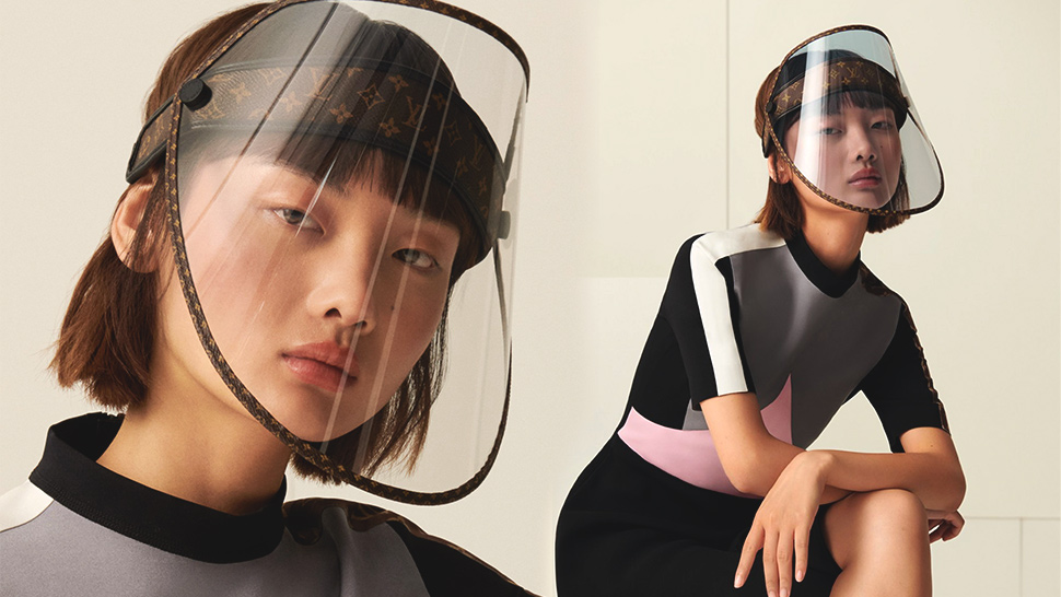 Louis Vuitton to Release Face Shields Worth Over 47,000 Pesos