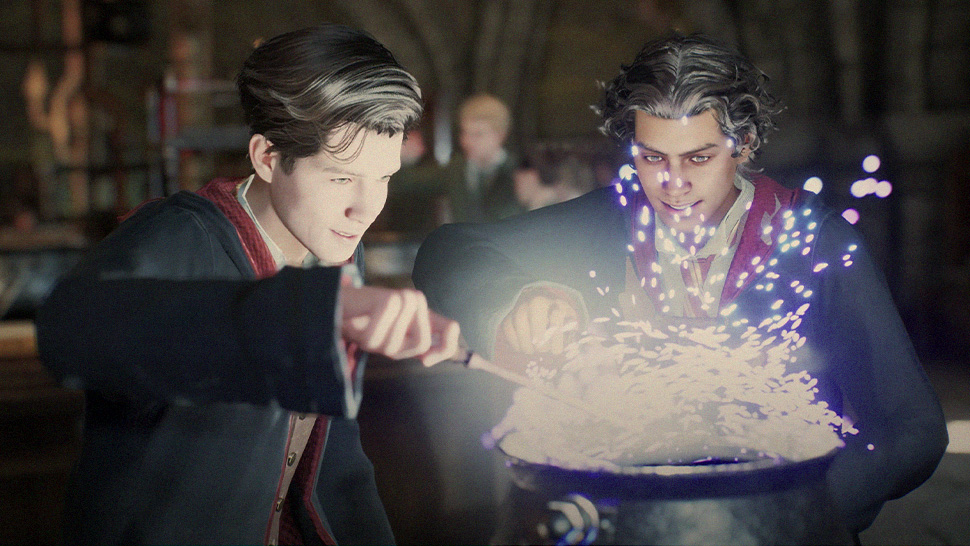 Potterheads, There's a New Hogwarts Game in the Works and It's Coming to PS5 Soon