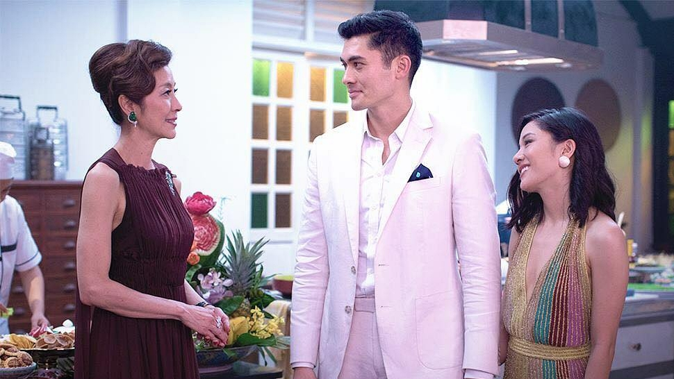 "FYI, You Can Stream ""Crazy Rich Asians"" Real Soon"
