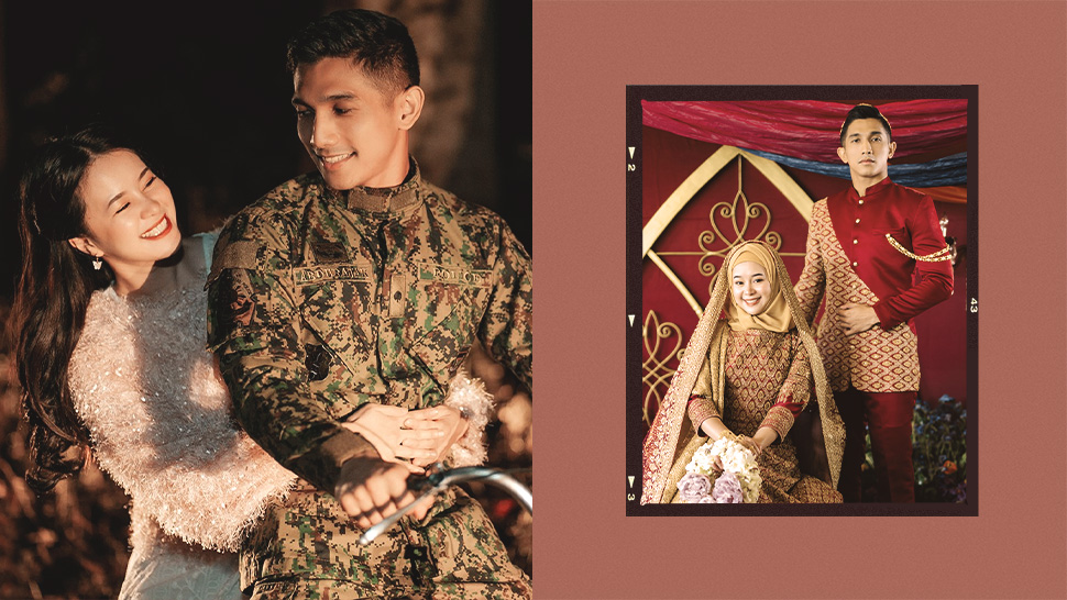 Meet The Couple Behind The Viral Cloy Prenup Shoot And Royal Muslim Engagement