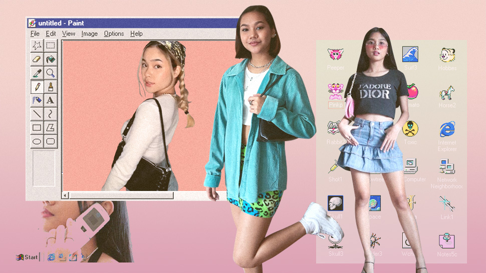 These Influencers Put Instagram's Most Popular Y2K Trends to the Test