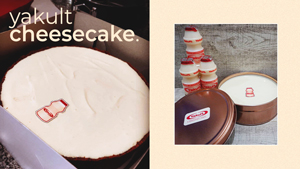 Yes, Yakult Cheesecake Exists And Here's Where You Can Order