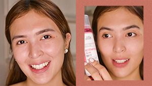 This Is Sofia Andres' Simple 3-step Skincare Routine For Glowing Skin