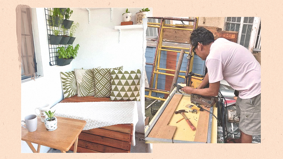 How This Family Started a Furniture Business During The Pandemic