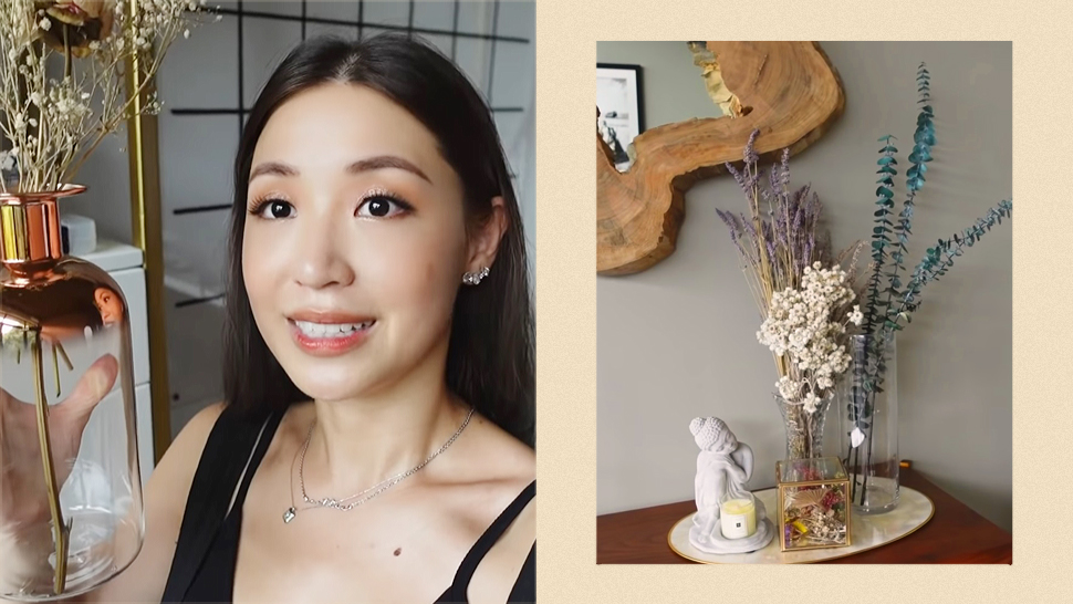These Are The Exact Aesthetic Home Decor Kryz Uy Bought For Skypod