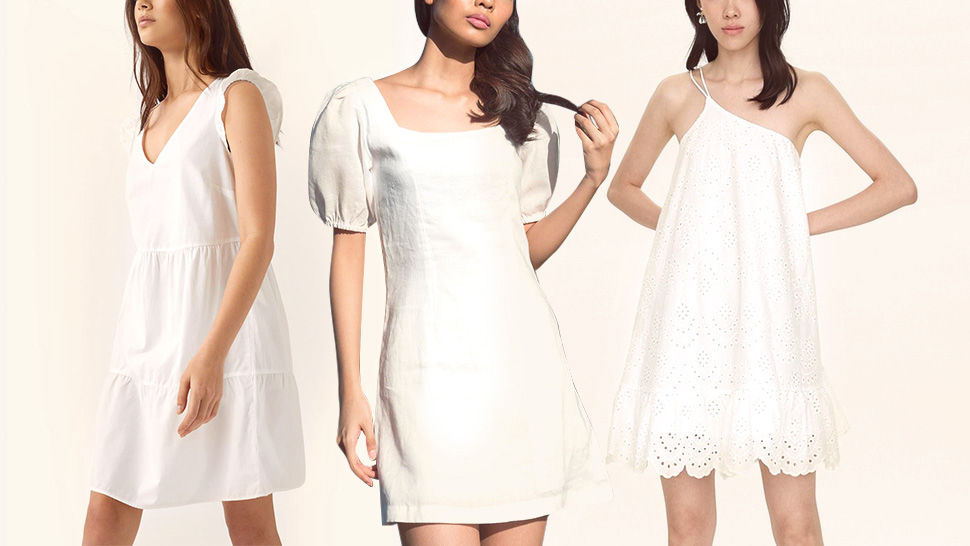15 Little White Dresses To Keep You Cool And Comfortable All Day