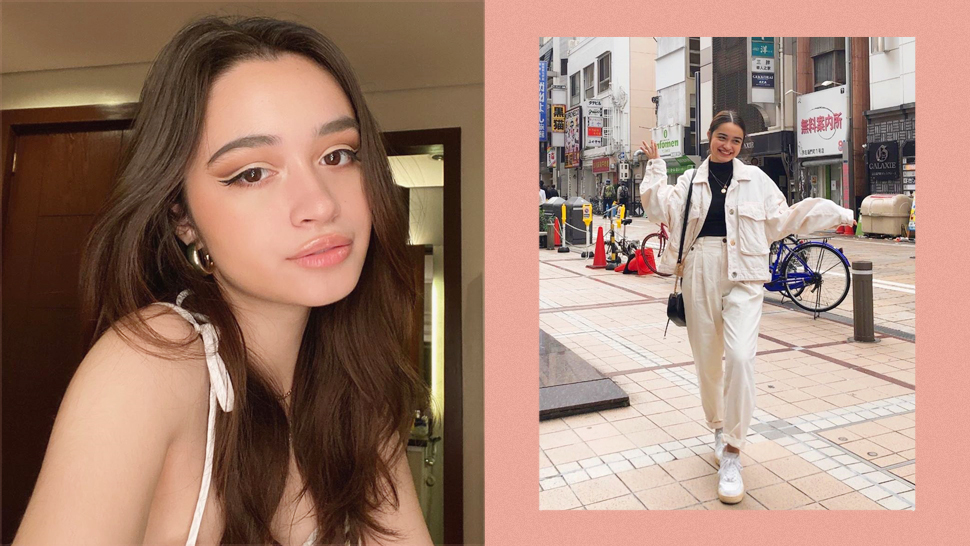 These Are Angelina Cruz's Best White Outfits That Always Look Fresh