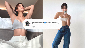 All Of Julia Barretto's Ootds Over The Quarantine That Showed Off Her Toned Abs