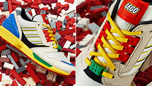 Lego And Adidas Are Teaming Up For A Sneaker Collab That Will Take You Back To Childhood