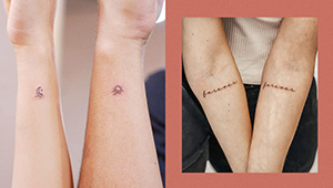 8 Tattoo Ideas For Couples Who Are Serious About Forever