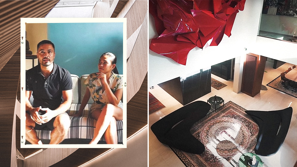 A Look Inside Derek Ramsay and Andrea Torres' Sleek, Art-Filled Home