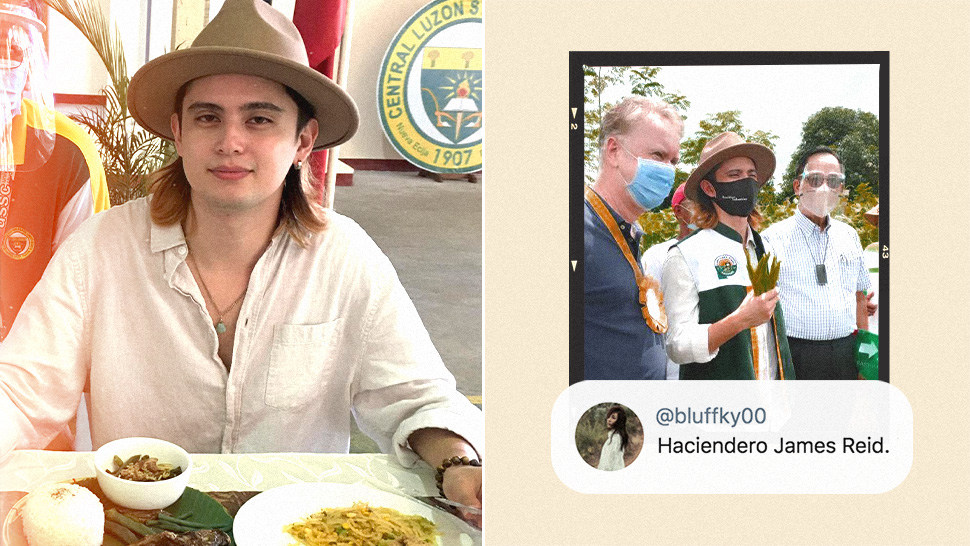 "James Reid Debuts ""New Aesthetic"" and the Internet Can't Stop Talking About It"