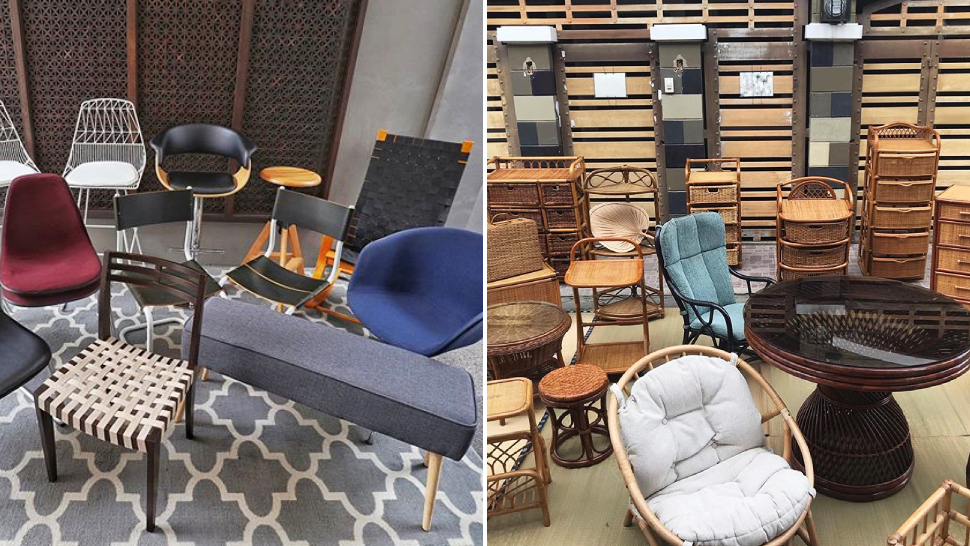 5 Online Stores Where You Can Shop Vintage Furniture