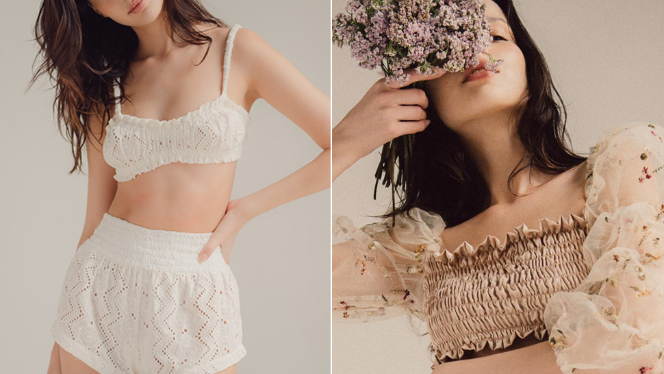 This Local Brand Has The Dainty Loungerie Pieces You Need To Elevate Your Pambahay Ootds