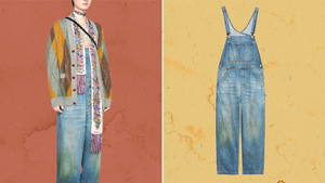 Gucci Is Selling Stained Overalls For $1400 And The Internet Can't Take It