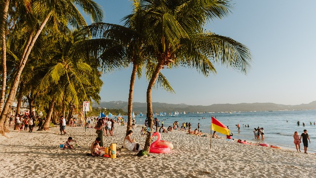 Boracay Is Now Preparing To Reopen For Tourists From All Over The Philippines