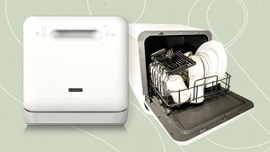 This Compact Dishwasher Is Perfect For Small Spaces