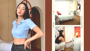 All The Aesthetic Elements We Spotted On Rei Germar's Bedroom