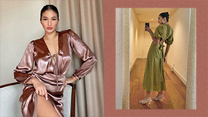 15 Sarah Lahbati Outfits To Inspire You To Always Dress Up
