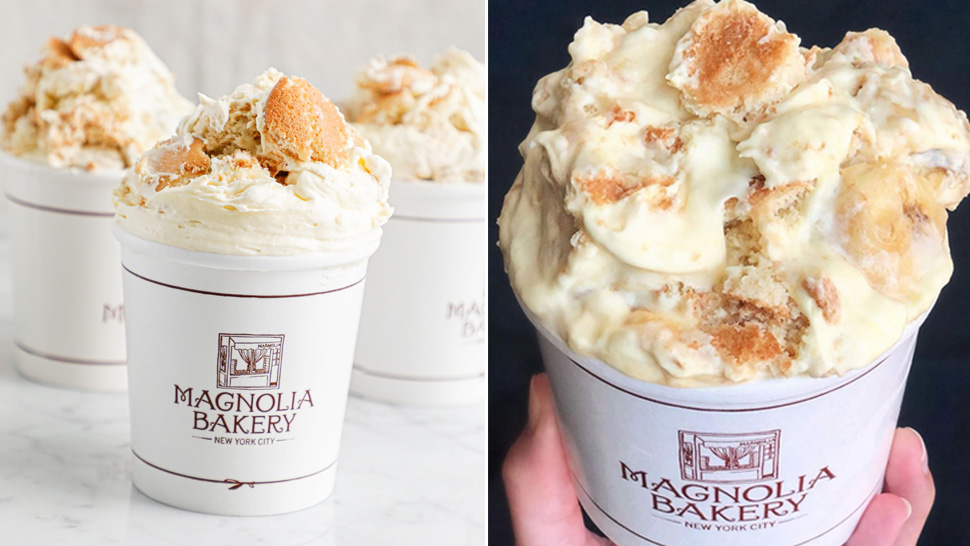 PSA: Magnolia Bakery Has Released the Recipe for Its Famous Banana Pudding
